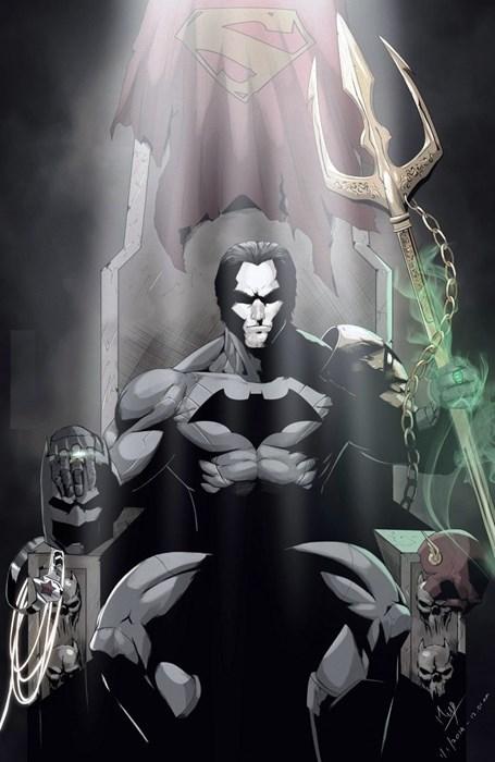 justice league keep what you kill batman - 8351122176