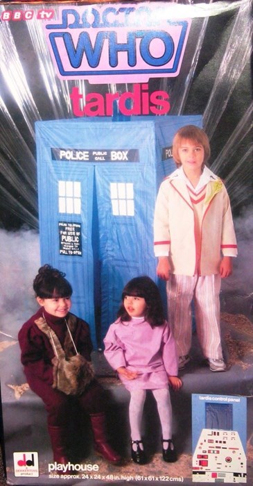 classic who 5th doctor cosplay tardis - 8351155968