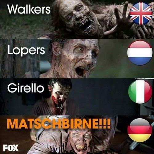 walkers Germany The Walking Dead - 8351217408
