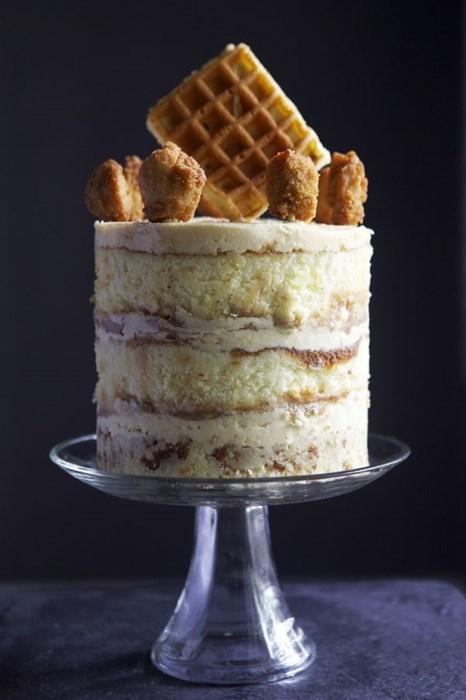 cake food chicken - 8351220480
