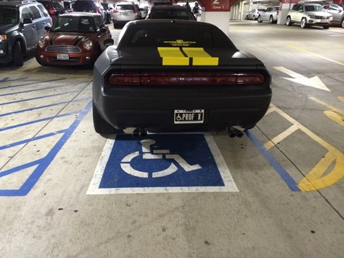 professor x x men parking