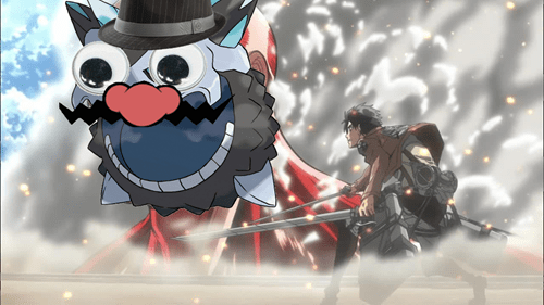 attack on titan glalie hahahaha - 8352009984