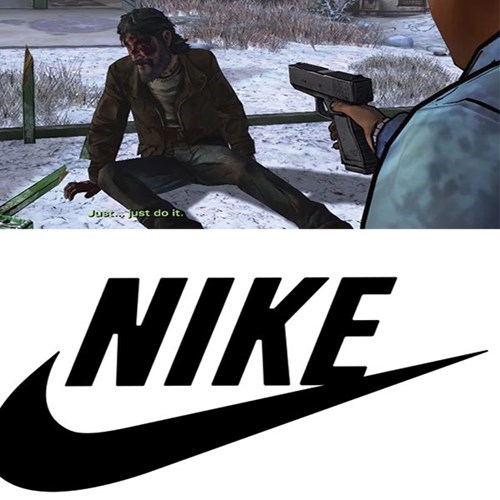 nike telltale games The Walking Dead - 8352241920