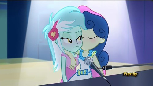 bon bon ship lyra heartstrings - 8352452864