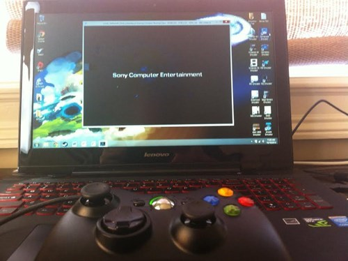 PC emulation playstation video games xbox controller - 8352963328