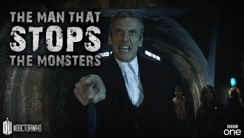 12th Doctor monster - 8353074432