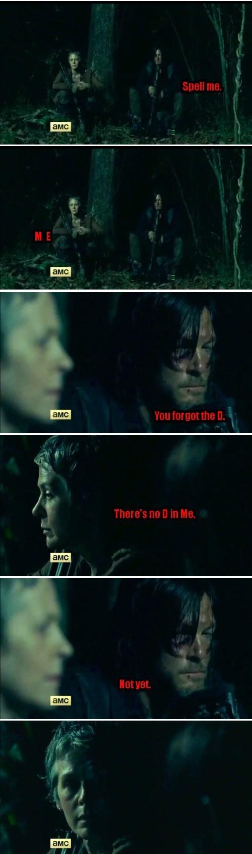 daryl dixon The Walking Dead carol peletier - 8353304064