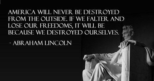 quotes,abraham lincoln