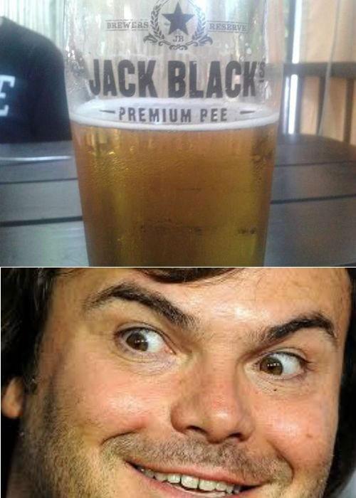 wtf pee funny jack black