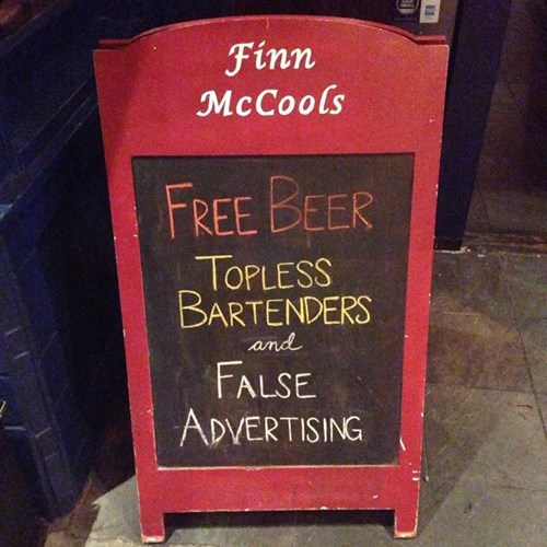 sign ads pub funny - 8353556736