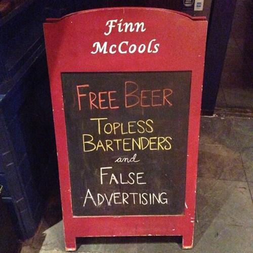 sign ads pub funny - 8353556736