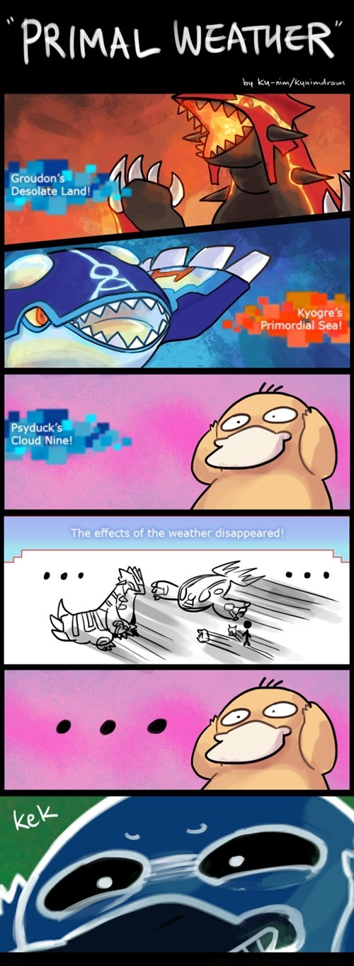 Psyduck,abilities,cloud nine