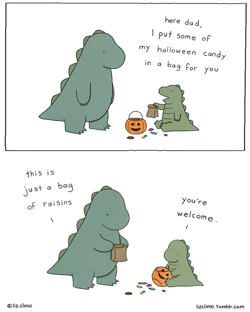 candy kids halloween parenting web comics