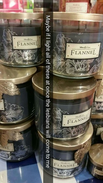 lesbians flannel wtf candles funny dating - 8354014976