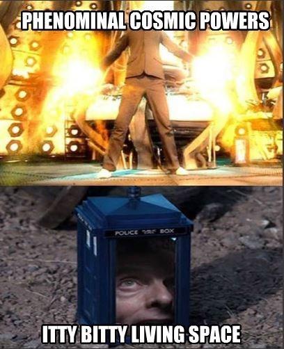 12th Doctor aladdin tardis - 8354054144