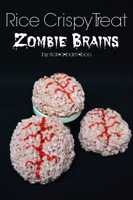 brains food DIY halloween noms - 8354118912