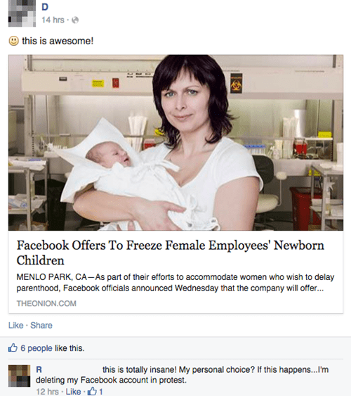 facebook satire the onion failbook - 8354308864