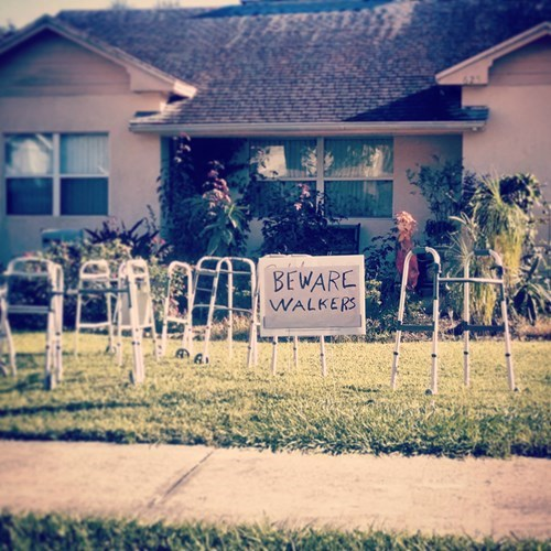 decoration halloween puns The Walking Dead - 8354334208