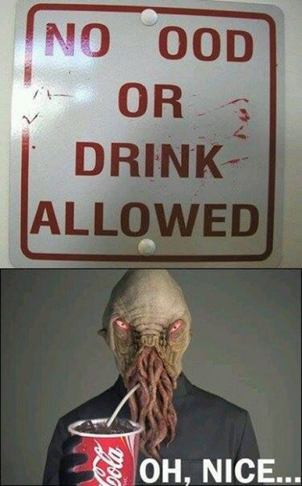 doctor who ood food and drink - 8354971648
