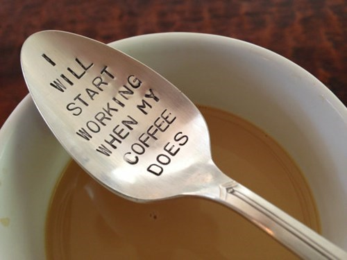 monday thru friday spoon etsy coffee g rated - 8355085568