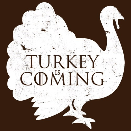 thanksgiving Game of Thrones for sale - 8355189248