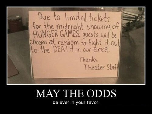 hunger games funny theater - 8355205888