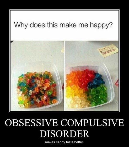 candy funny ocd - 8355207680