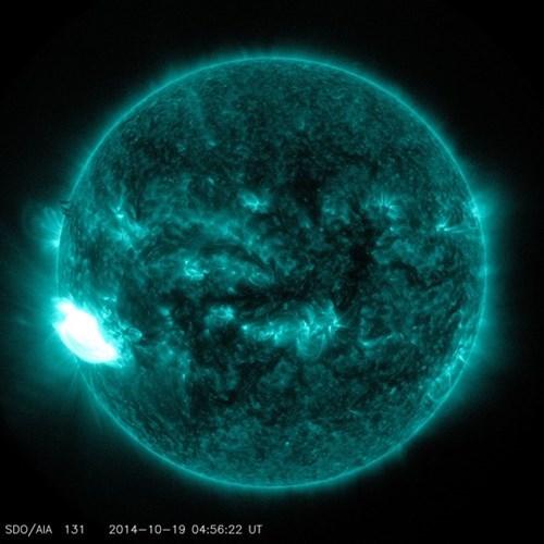 Astronomy science solar flare sun - 8355287808