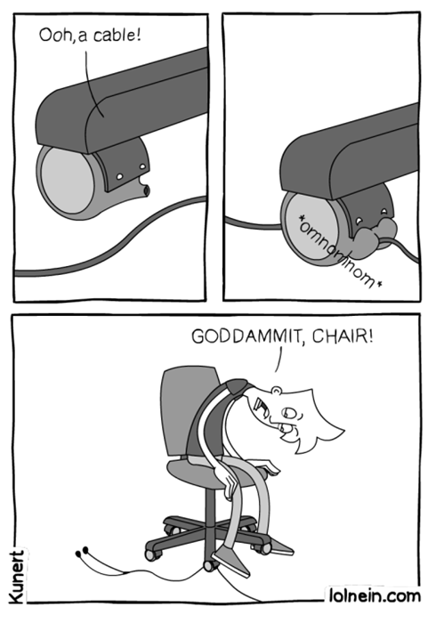 chairs,sad but true,wires,web comics