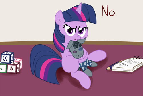 Babies foal no twilight sparkle squee