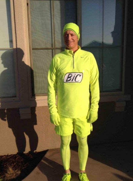 costume neon poorly dressed highlighter - 8355383552
