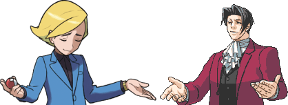 smug rich kid pokemon trainers miles edgeworth - 8355993088