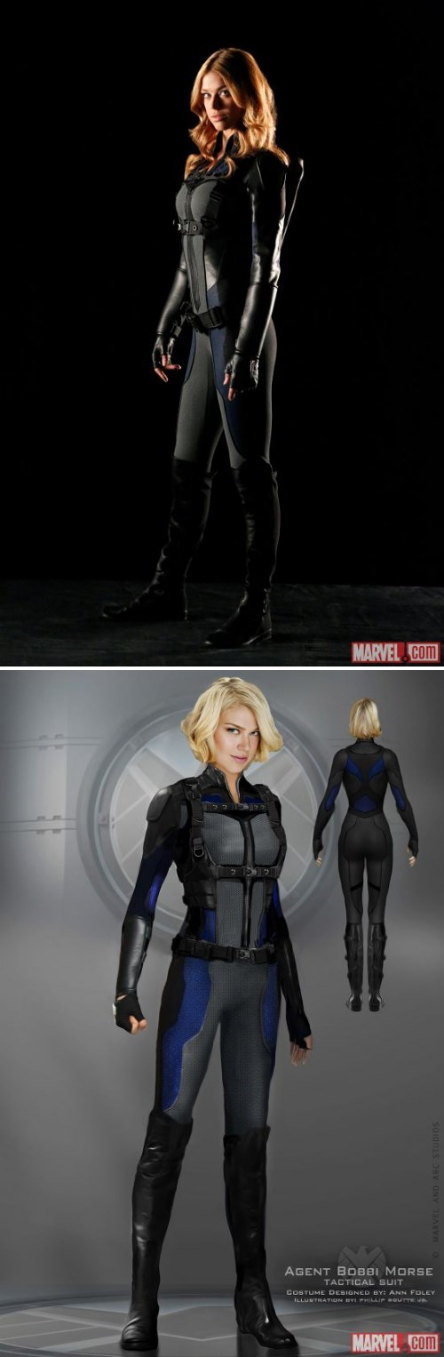 costume,mockingbird,agents of shield