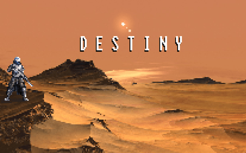 destiny gameboy advance video games - 8356206848