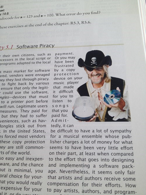 funny pirates text book wtf g rated School of FAIL