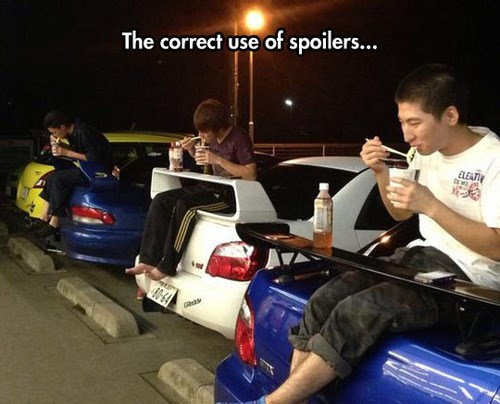 cars clever spoilers g rated win - 8356247040