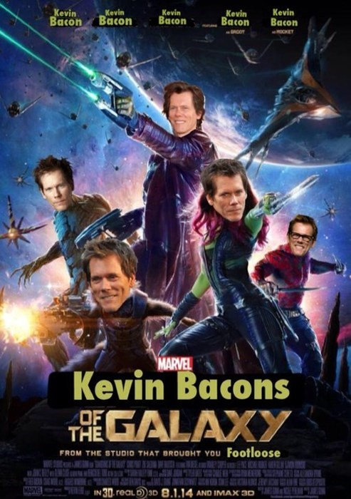kevin bacon guardians of the galaxy - 8356250880