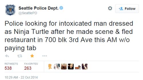 twitter TMNT police - 8356293632