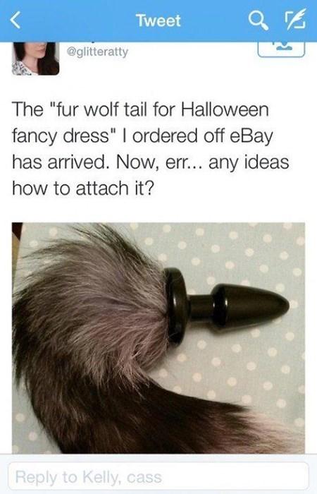 costume twitter halloween accidental sexy - 8356348928