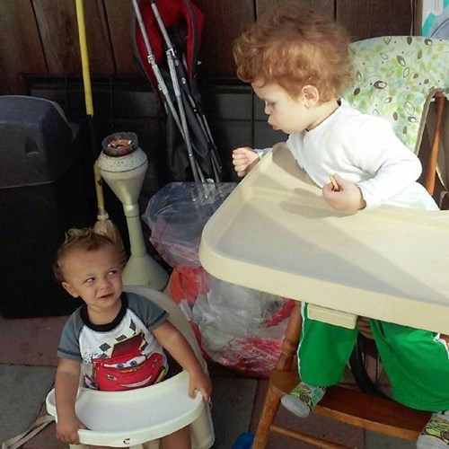 kids high chair parenting