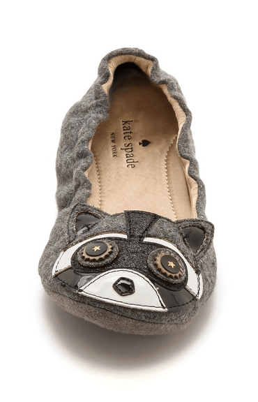cute shoes poorly dressed raccoons - 8356619776