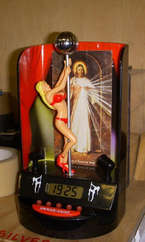 jesus,strippers