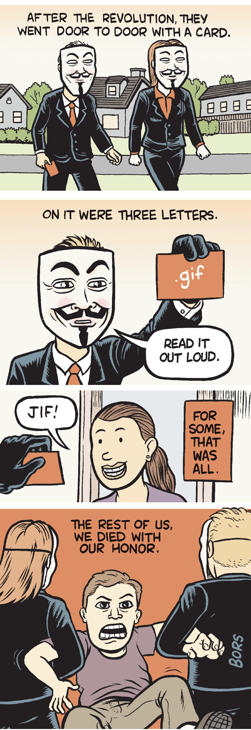gifs,Pronunciation,web comics