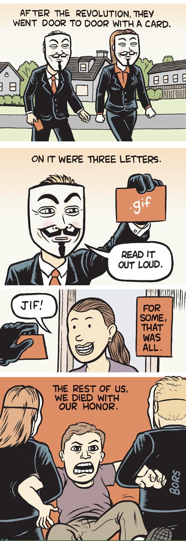 gifs Pronunciation web comics - 8357063680