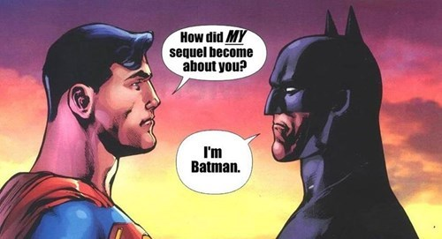 sequel Batman v Superman