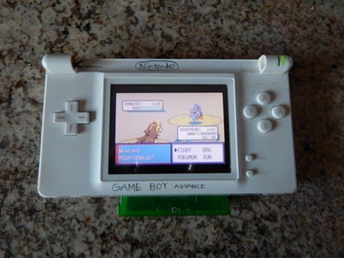 Pokémon,game boy advance for real