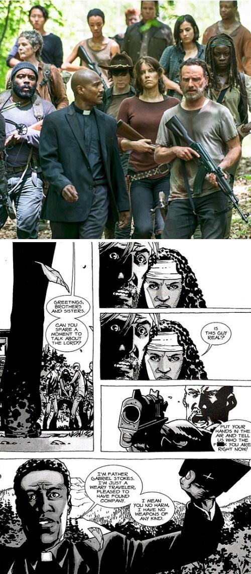 comic books The Walking Dead - 8357243136