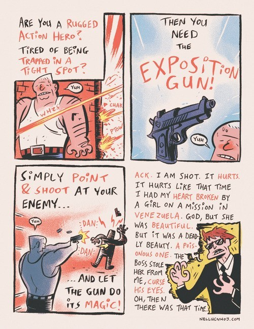 guns exposition web comics - 8357266176
