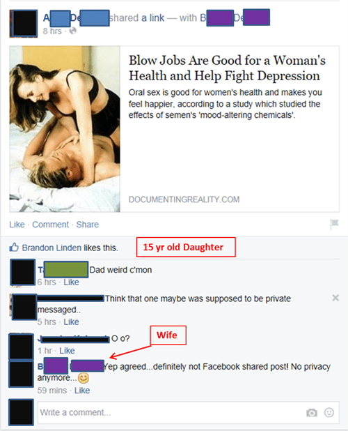 whoops accidental sexy Overshare failbook - 8357938688