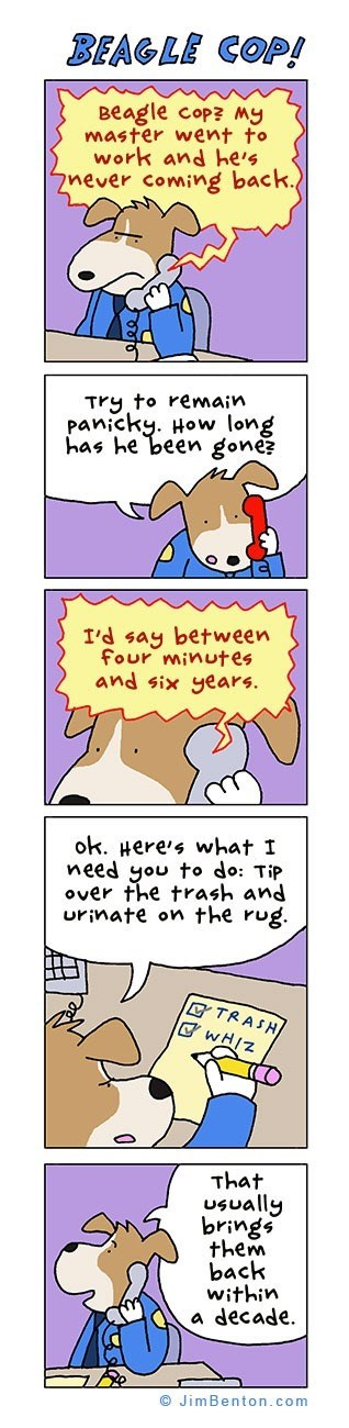 cops beagles web comics - 8358136064